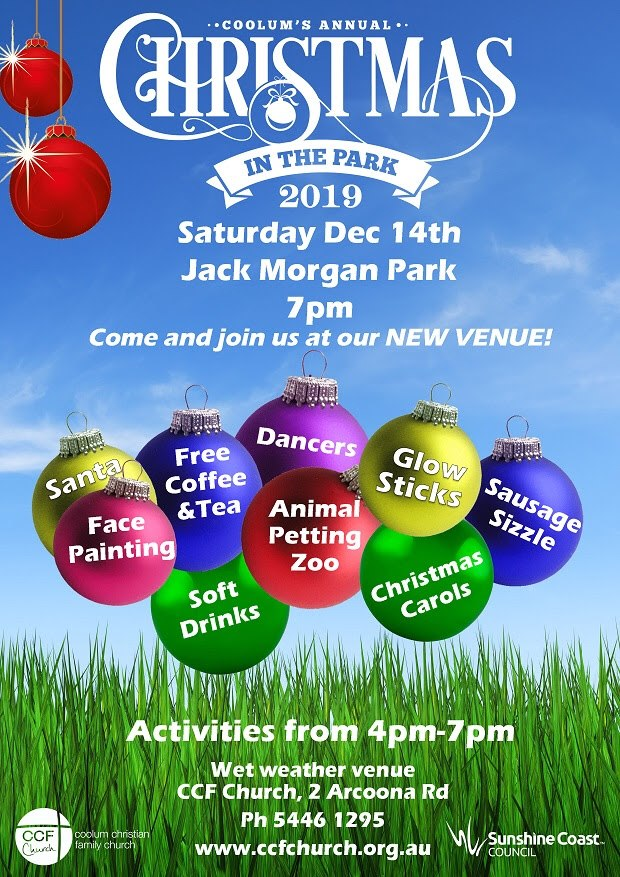 Coolum's Christmas In The Park, Coolum's Christmas In The