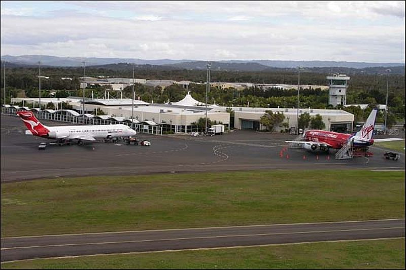 Sunshine Coast Airport Airport Coolum Sunshine Coast